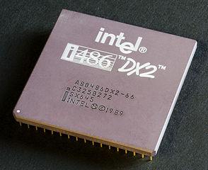 Intel 80486 DX2